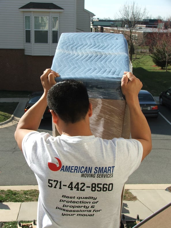 American Smart Moving Services: Ashburn, VA