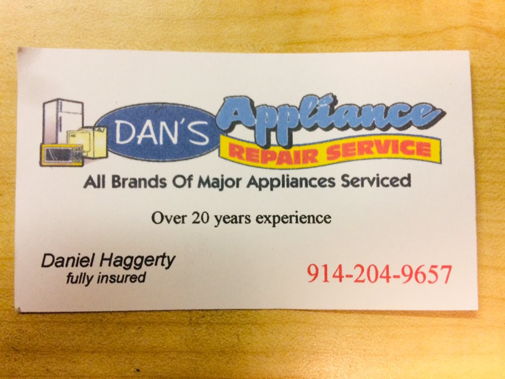 Dans Appliance Repair Service: Hopewell Junction, NY