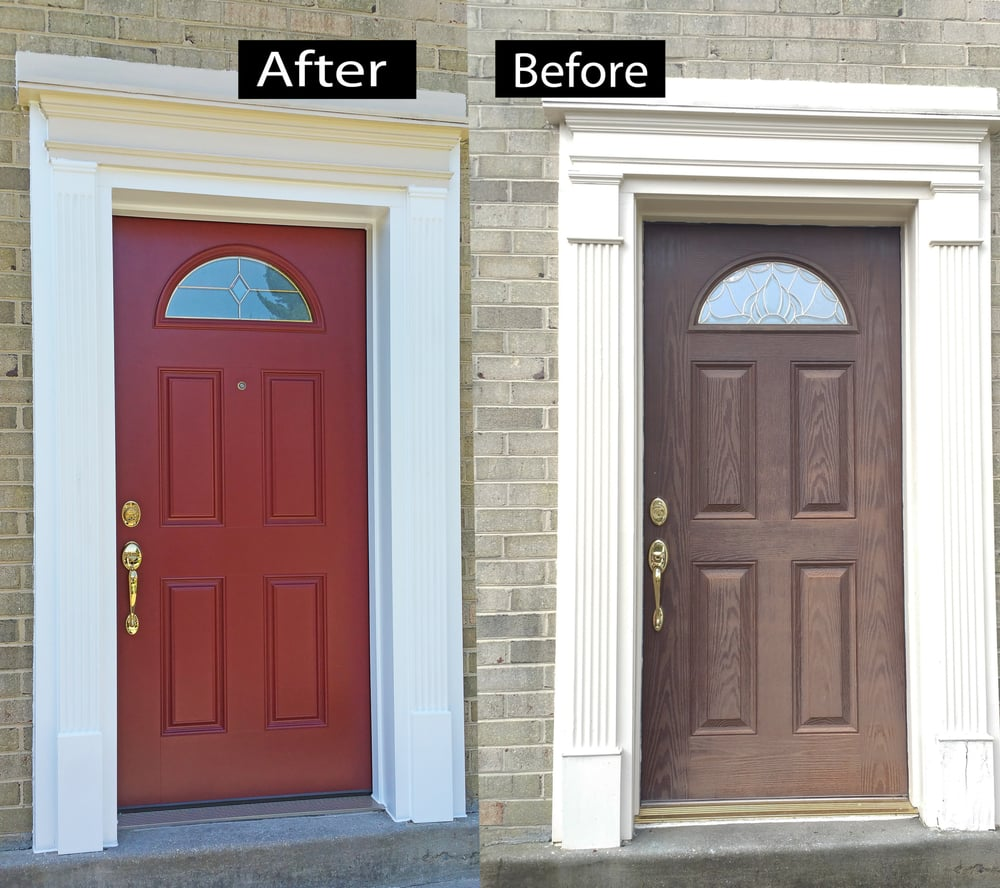 Photo Of Crystal Exteriors   Silver Spring, MD, United States. Before And  After