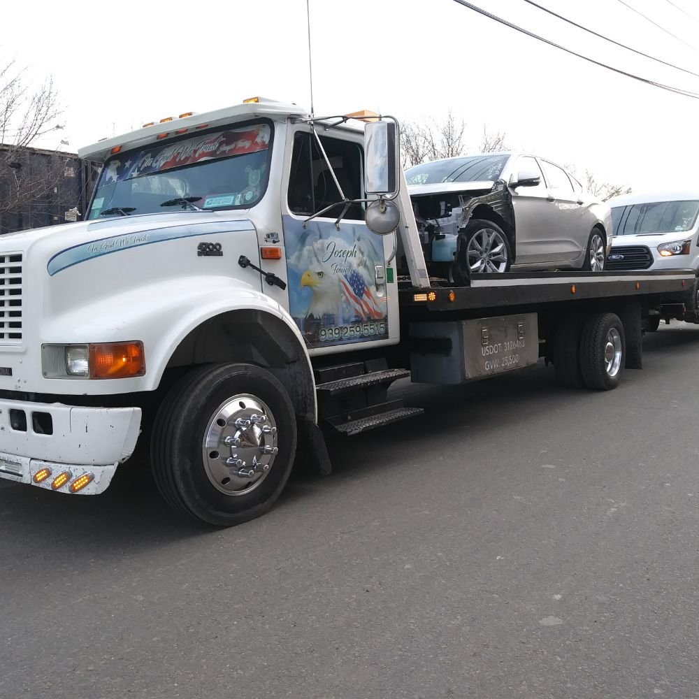 Towing business in Newark, NJ