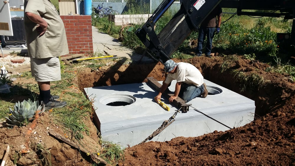 P & R Septic Systems: 393 Foster Rd, Napa, CA