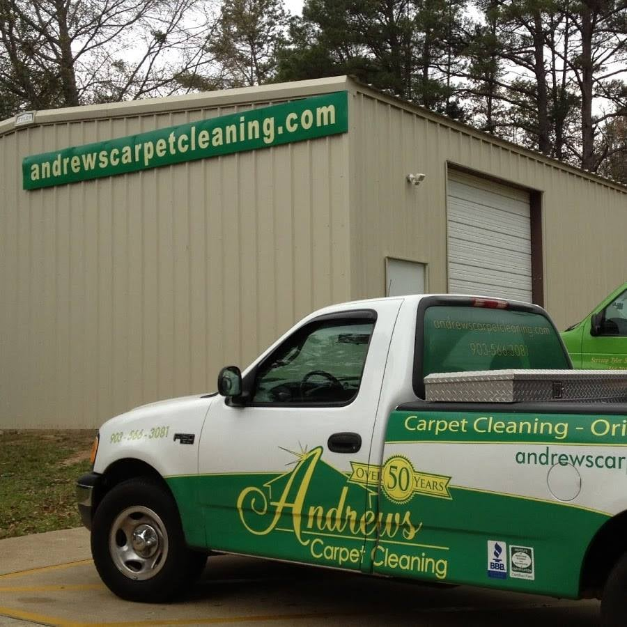 Andrews Carpet Cleaning: 2702 Calloway Rd, Tyler, TX