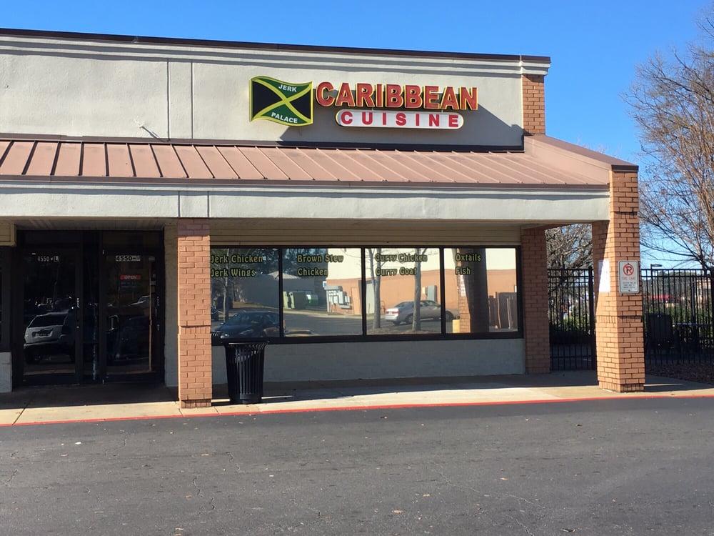 Jamaican Restaurants Union City Ga