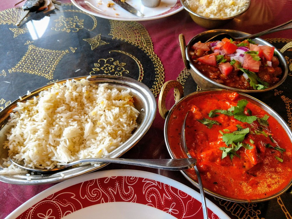 Taj Indian Cuisine: 2734 E Fowler Ave, Tampa, FL
