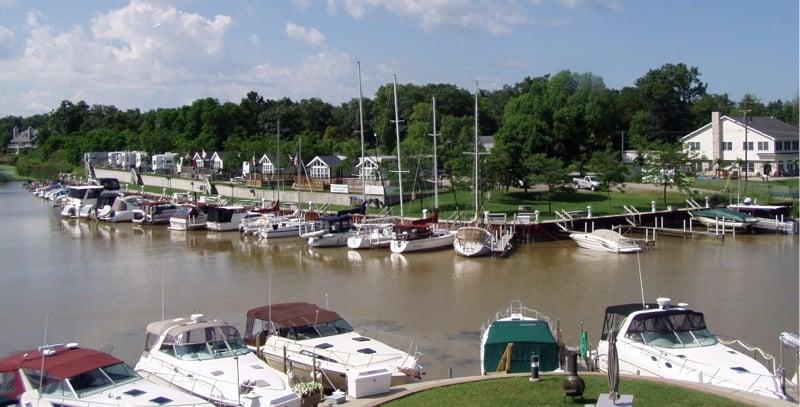 Port Elizabeth Marina & Yacht Club: 6700 River St, Caseville, MI