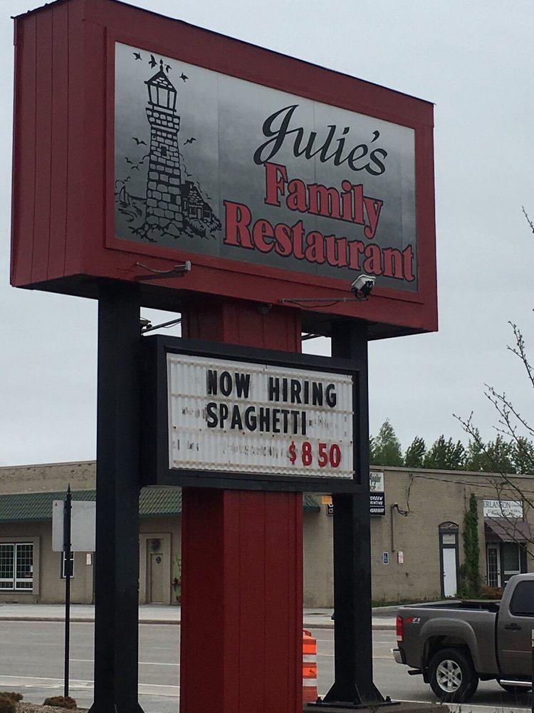 Julie's Family Restaurant: 403 Belknap St, Superior, WI