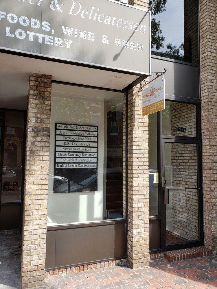 Metro Currency Exchange: 817A King St, Alexandria, VA