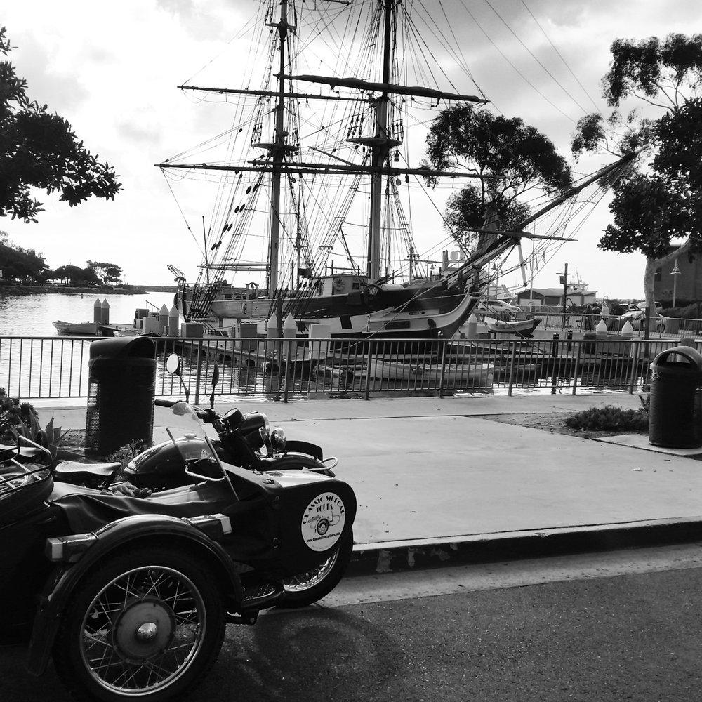 Classic Sidecar Tours: 11114 G Ave, Hesperia, CA