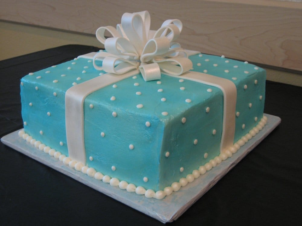 ca united states another view of my 39 tiffany box 39 baby shower cake