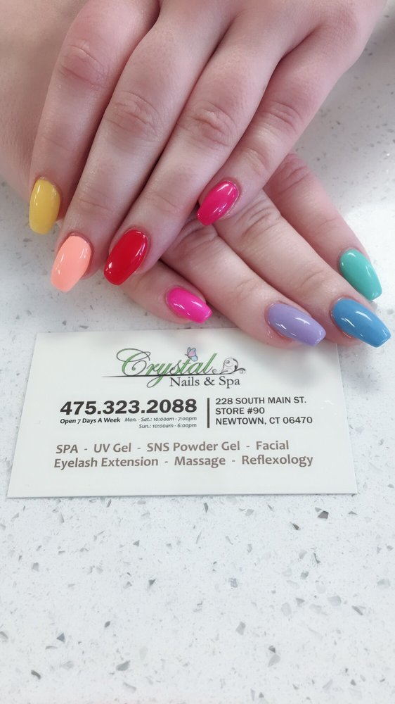 Monroe Nail Salon Gift Cards - Connecticut | Giftly