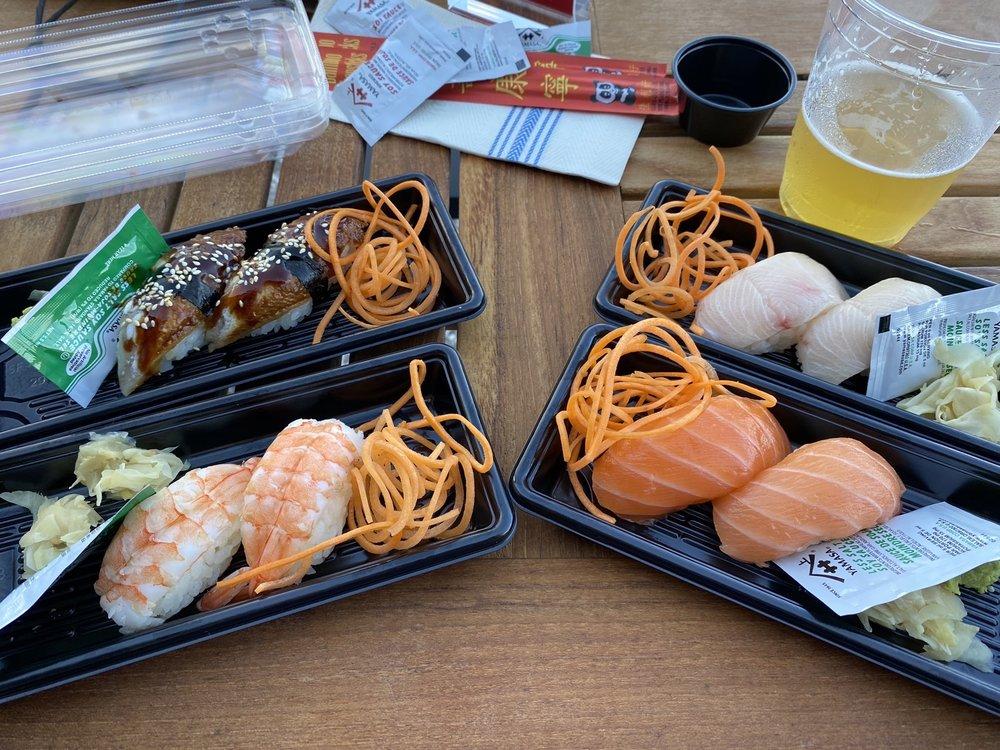Riverside Sushi