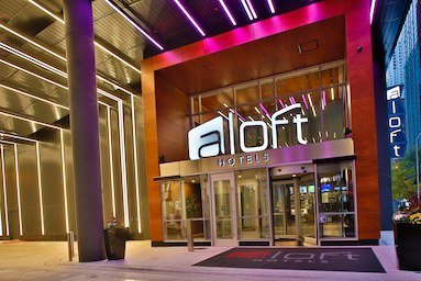 Aloft Chicago Mag Mile