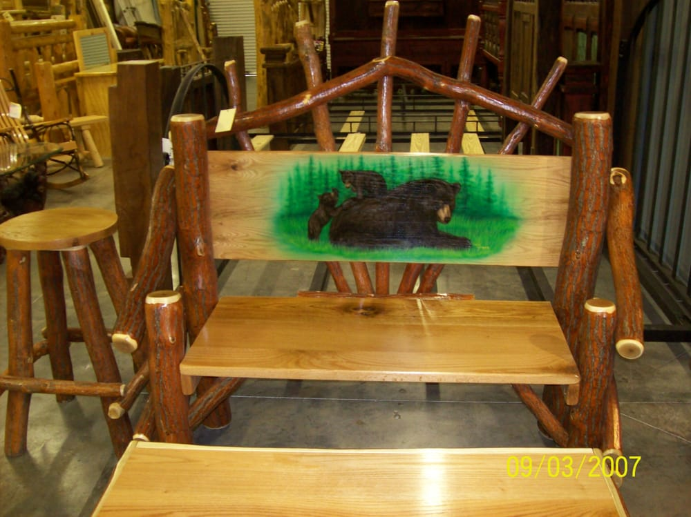 Great Rustic Furniture Company 58 Photos S 3275 Newport Hwy Sevierville Tn Phone Number Yelp