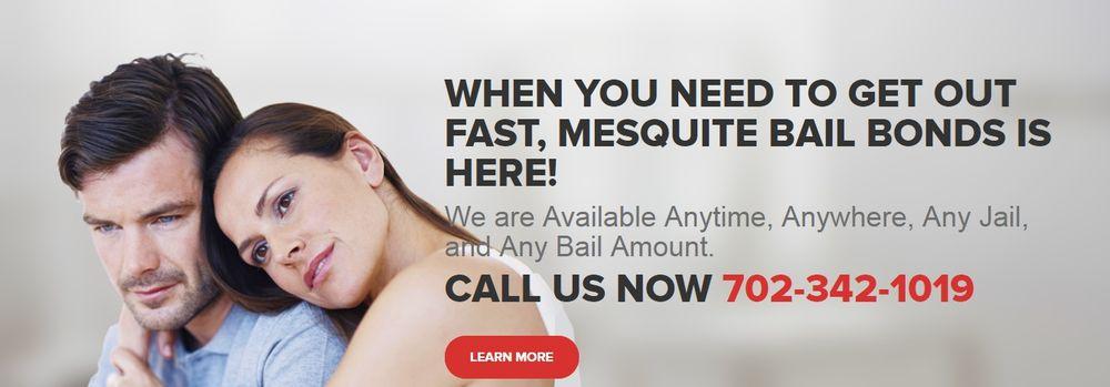 Mesquite Bail Bonds: 450 Hillside Dr, Las Vegas, NV