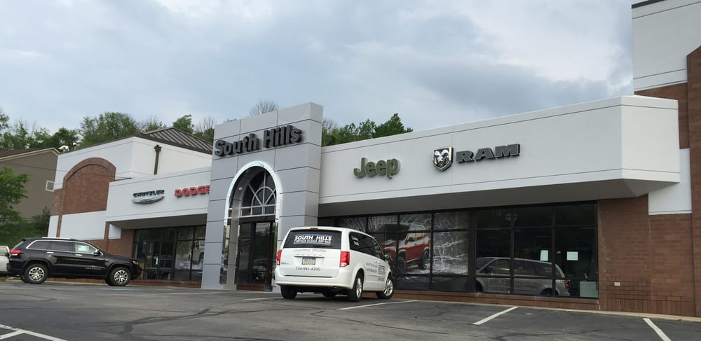 South Hills Chrysler Dodge Jeep Ram Fiat 23 Beiträge