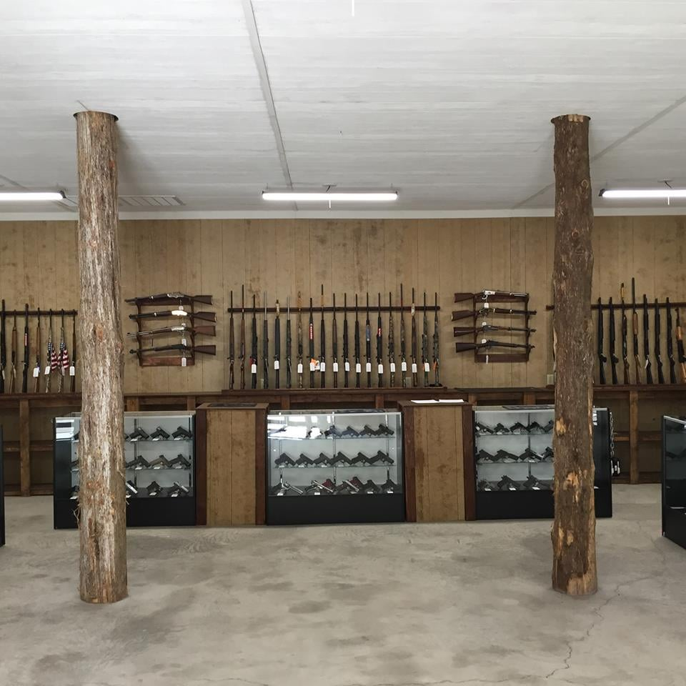 Topside Gun Warehouse: 1715 Topside Rd, Louisville, TN