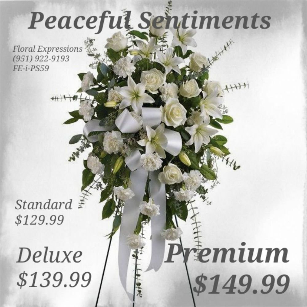 Floral Expressions: Banning, CA