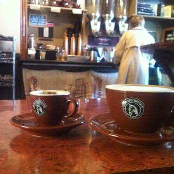 photo of cork coffee roasters cork republic of ireland edpresso capucino - Cork Cafe Decor