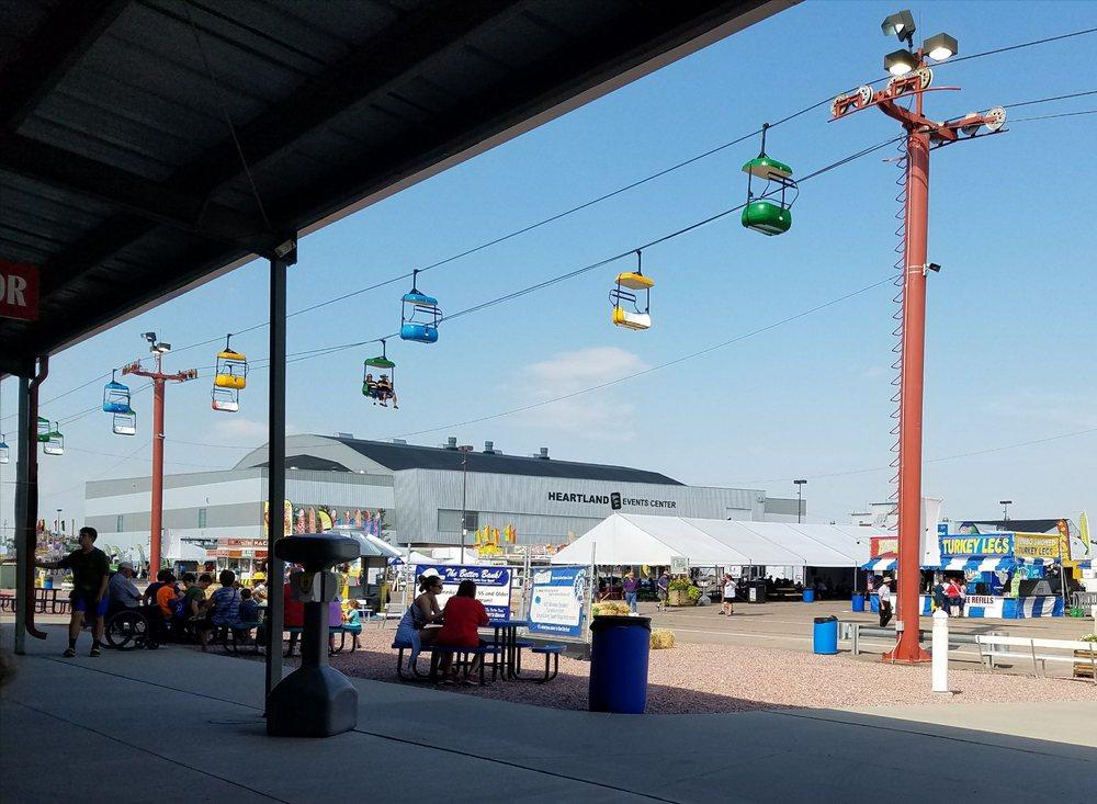 Nebraska State Fair: 501 E Fonner Park Rd, Grand Island, NE