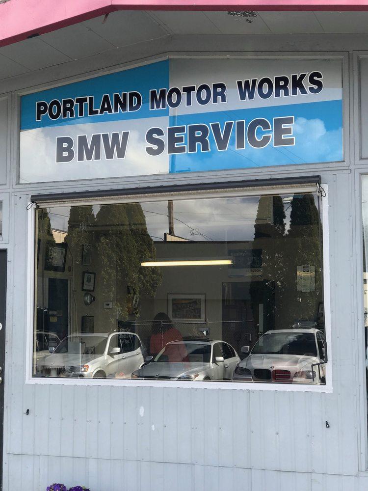 Portland Motor Works