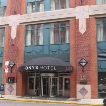 Onyx Hotel Boston Parking