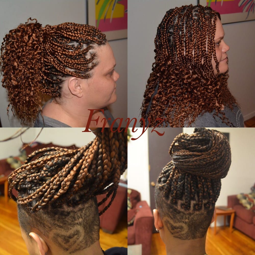 Crochet Braids Faux Locs : Short Bob, Faux locs, Custom wigs, Crochet braids,Tree braiding - Yelp