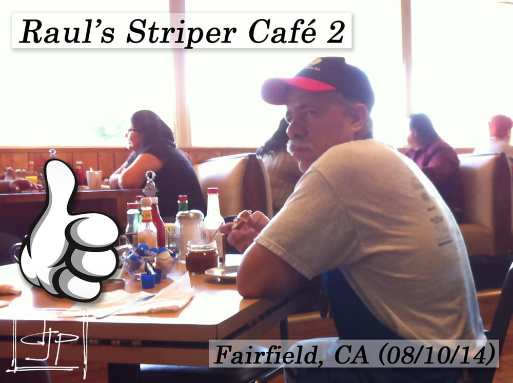 Raul S Striper Cafe Fairfield Ca