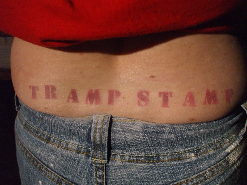 Bama tats tramp stamp airbrush tattoo yelp for Tattoos in tuscaloosa