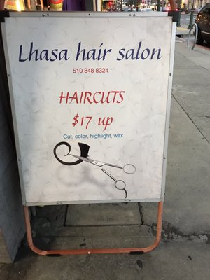 Lhasa Hair Salon 2035 University Ave Berkeley Ca Hair Salons Mapquest