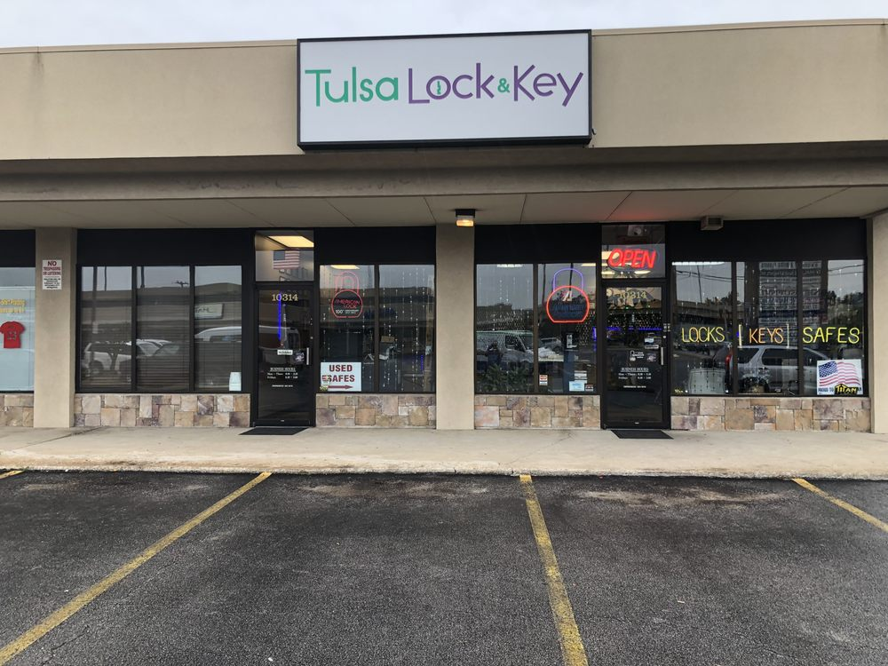 Tulsa Lock & Key