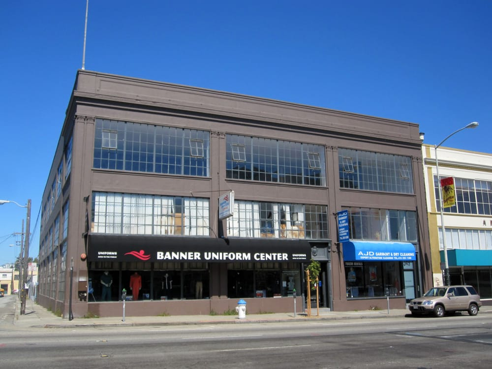 Banner Uniform Center 111