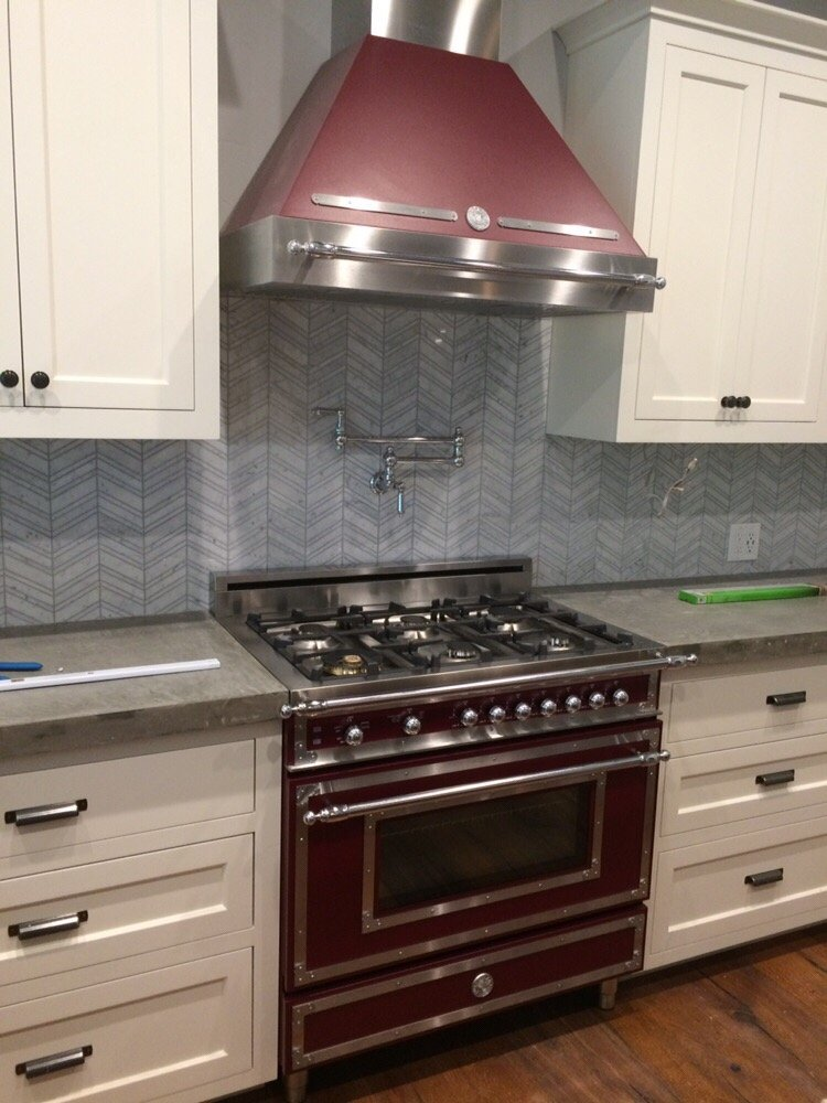 Pot Filler Faucet Installation Makes Cooking More Convenient Yelp