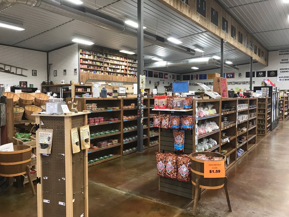 Amercian Made General Store: 1100 Pace Rd, Pocahontas, AR
