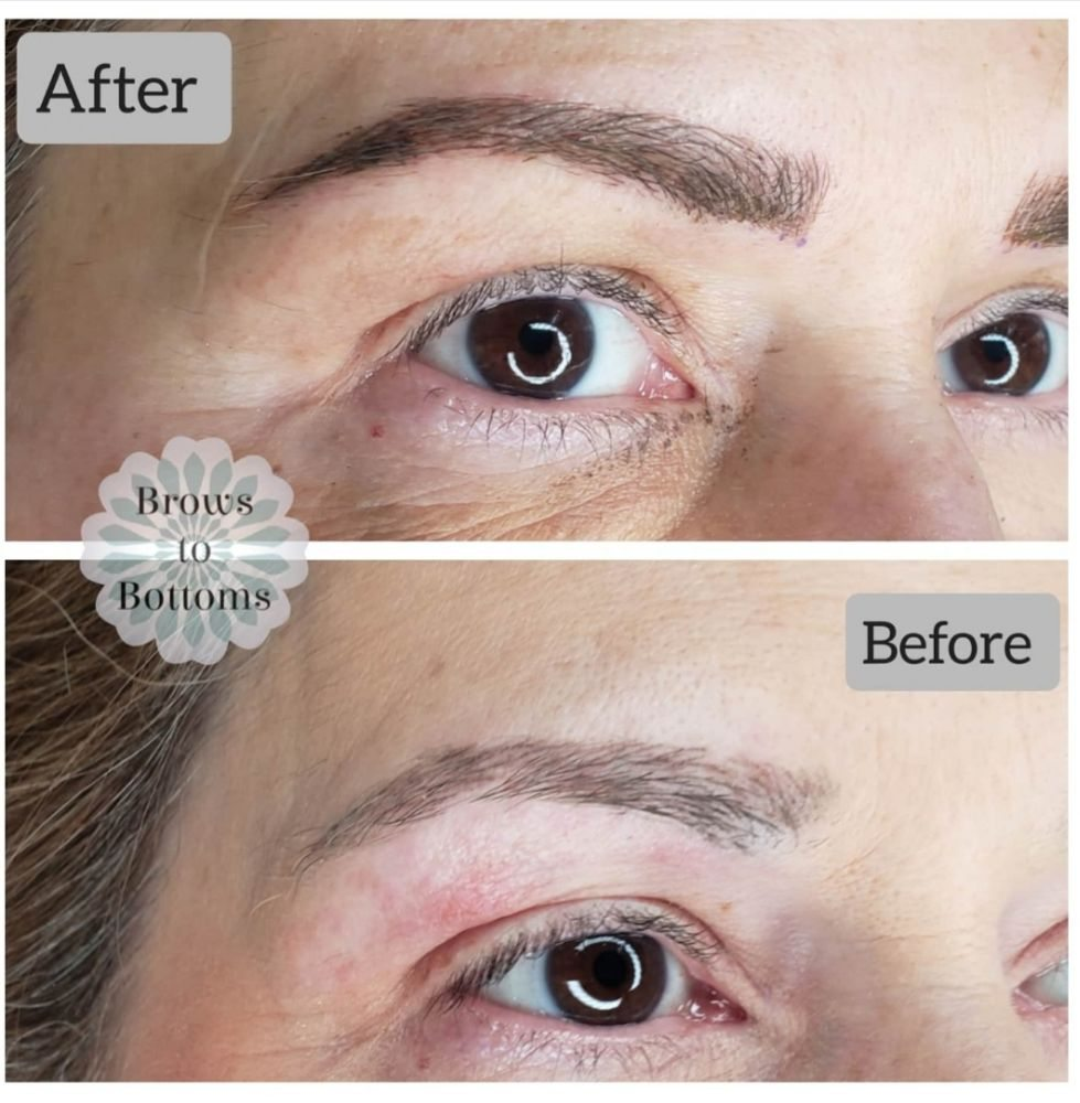 Brows To Bottoms: 16315 SW Barrows Rd, Beaverton, OR