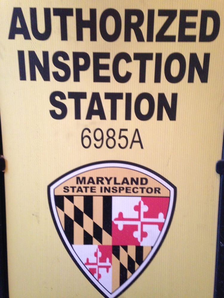 The tire network maryland inspection station yelp for Nearest motor vehicle inspection station