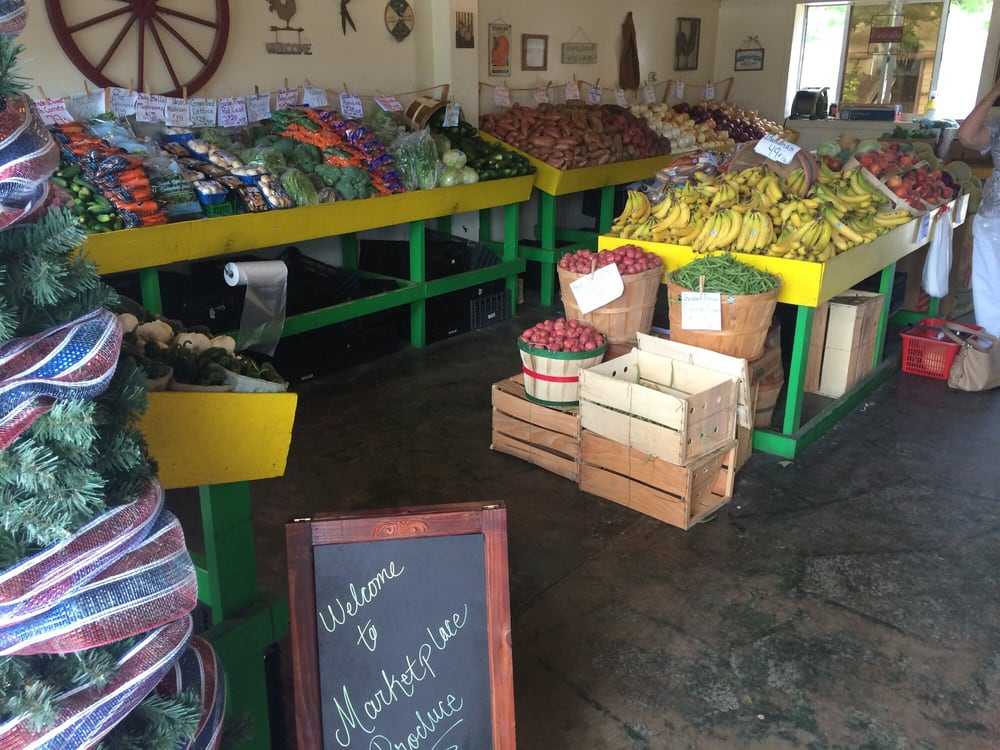 Marketplace Produce: 11403 Seminole Blvd, Seminole, FL