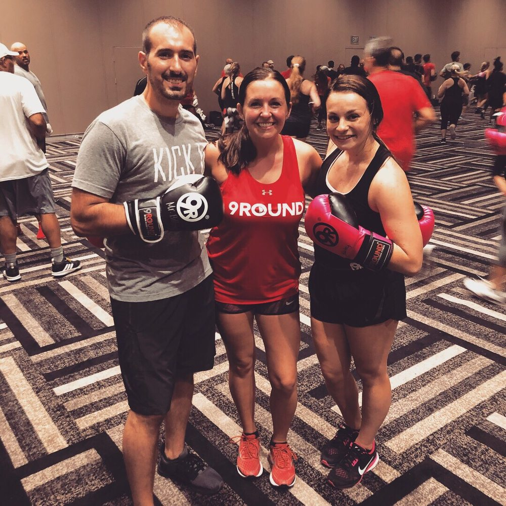 9Round Fitness: 105 S Jefferson St, Kearney, MO