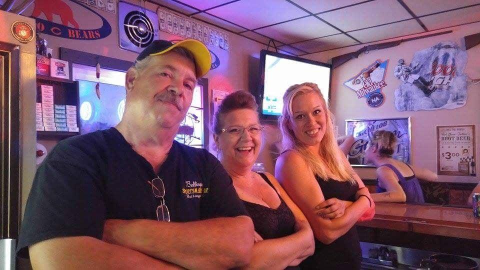 Bellinger Sportsman's Bar: N1182 State Rd 73, Thorp, WI