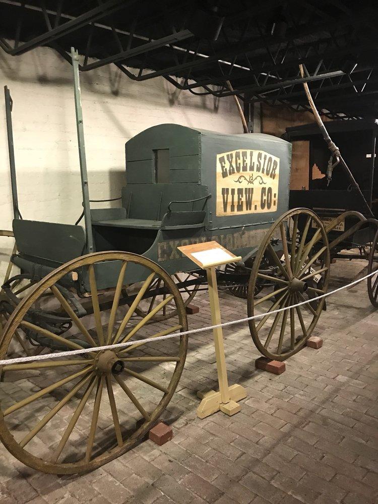 Alpine Hills Museum & Information Center: 106 W Main St, Sugarcreek, OH