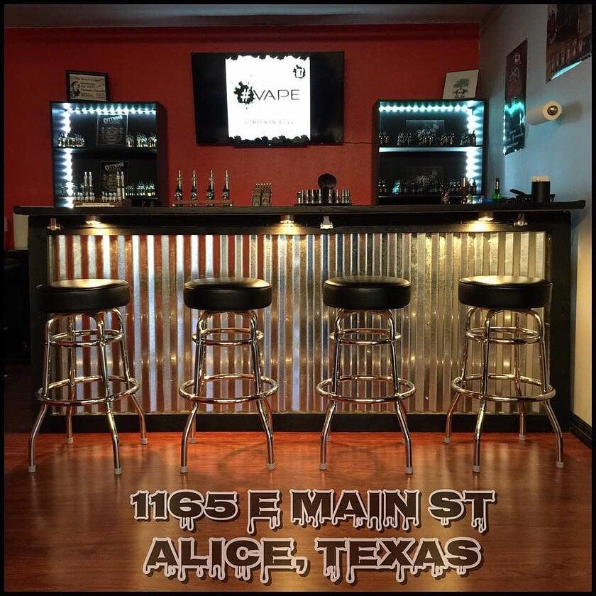Hashtag Vape: 1165 E Main St, Alice, TX