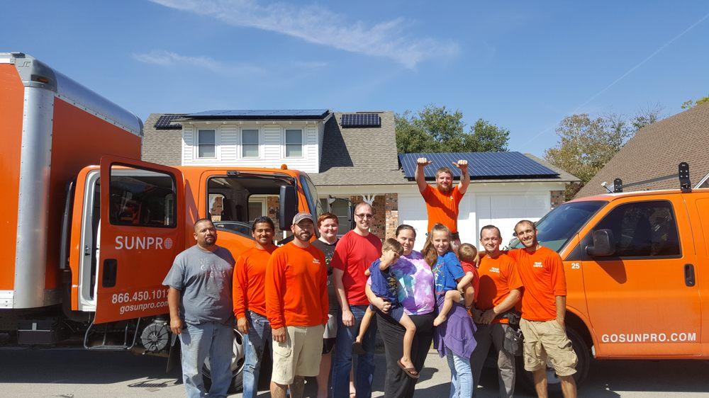 SUNPRO Solar - Dallas
