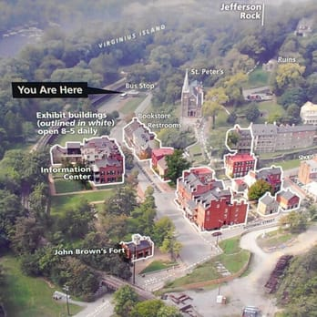 Harpers Ferry National Historic Park - 184 Photos - Parks ...
