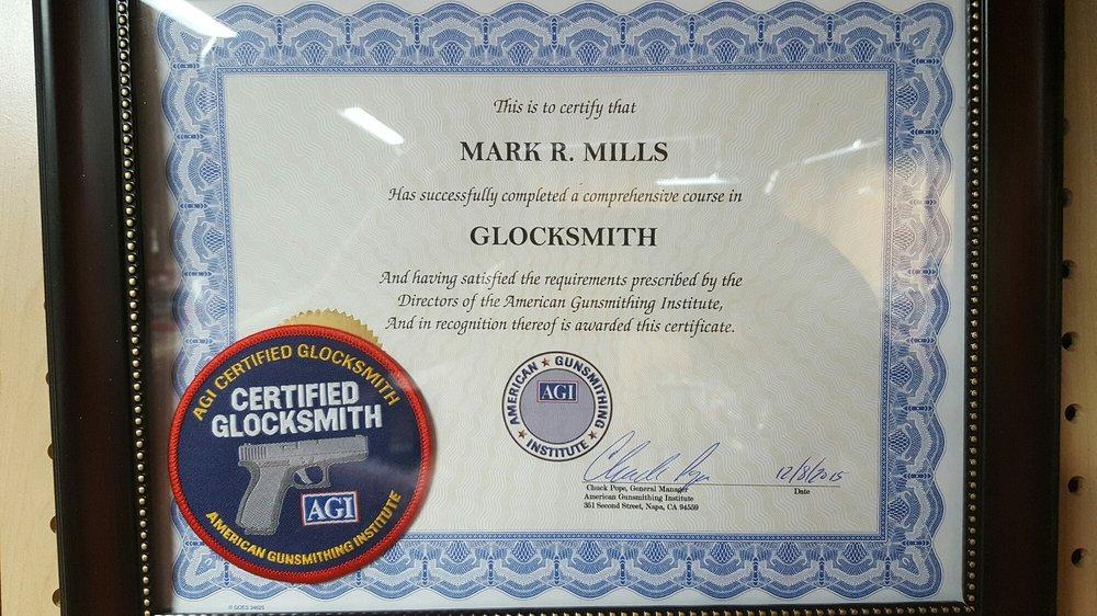 22 Cal Rimfire Gunsmithing Certification Yelp