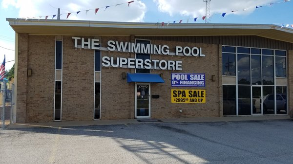 The Swimming Pool Superstore 1621 W Loop 281 Longview, TX ...
