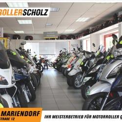 Roller Scholz 11 Fotos Motorradhändler Grossbeerenstr 12 26