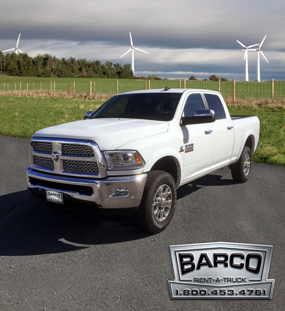 Barco Rent A Truck Salt Lake City Ut