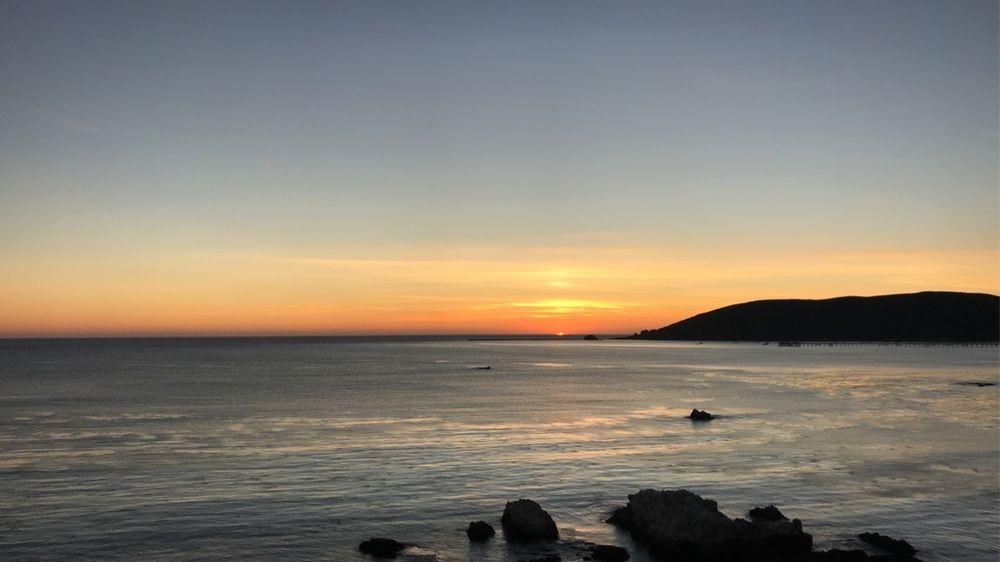 Pirate's Cove: Avila Beach, CA