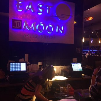 sushi East moon asian bistro
