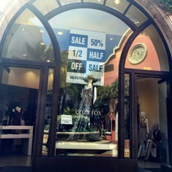 Clothing stores santa barbara