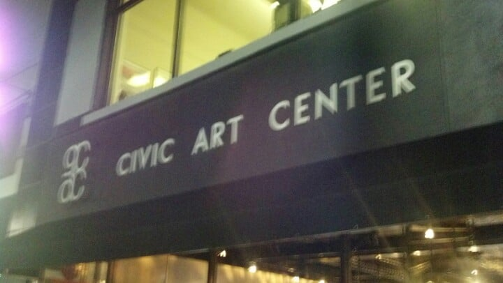 Galesburg Civic Art Cntr: 114 E Main St, Galesburg, IL